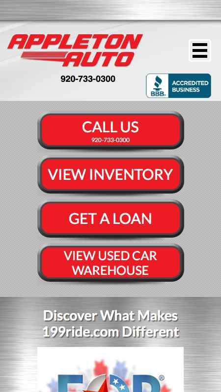 appleton auto used cars website